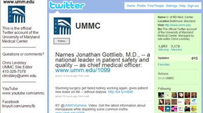 Gli ospedali USA e i social media, un binomio in ottima salute