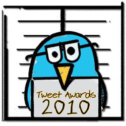 Siete pronti per i TweetAwards 2010?