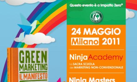 Green Economy a Milano con John Grant
