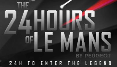 24 ore di Le Mans by Peugeot
