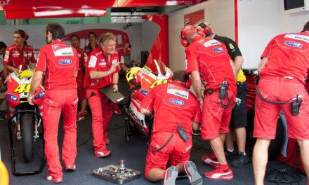 Twitter e lo sport: con TIM e Ducati a Valencia Moto GP