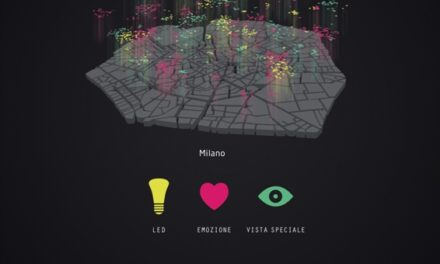 LED Your City, a Milano con Philips e Wired