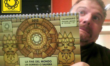 Be Happy 2012, un calendario che è la fine del mondo!