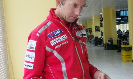 Twitter e MotoGP: intervista a Chris Jonnum di Ducati