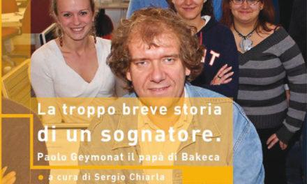 Paolo Geymonat, storia di un sognatore Made in Italy