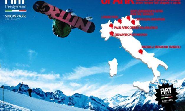 FIAT Freestyle Team, presentate le attività 2011/12