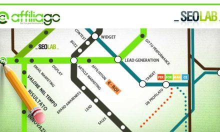 Affiliago: Seolab lancia una piattaforma Performance Marketing