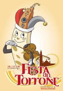 Cremoncino, mascotte della Festa del Torrone di Cremona