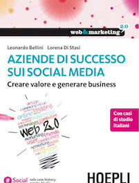 """In uscita il libro """"Aziende di successo sui social media"""""""
