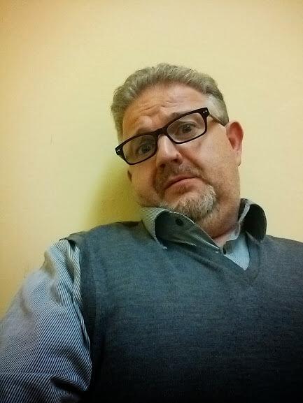Claudio selfie dude