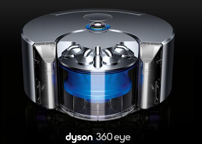 Il nuovo Dyson360eye