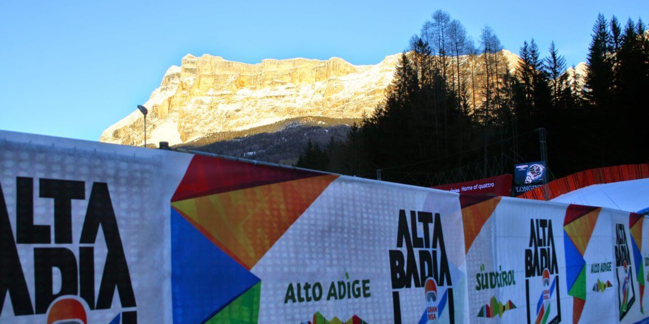 Un weekend in Alta Badia per la Coppa del Mondo di Sci Alpino