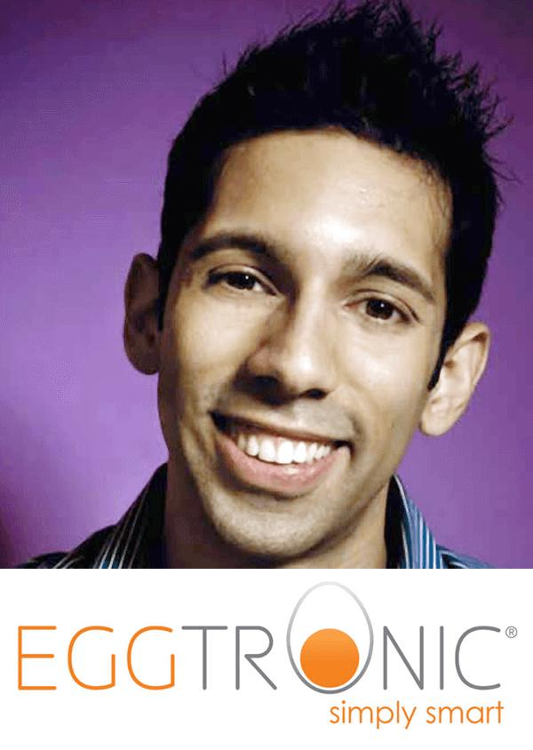 Igor Spinella CEO Eggtronic