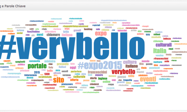 Cronaca di un week end #VeryBello per Expò 2015