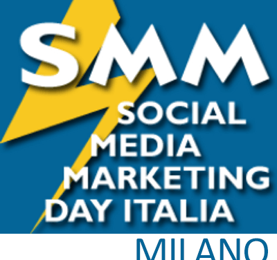 Vi aspetto al Social Media Marketing Day a Milano