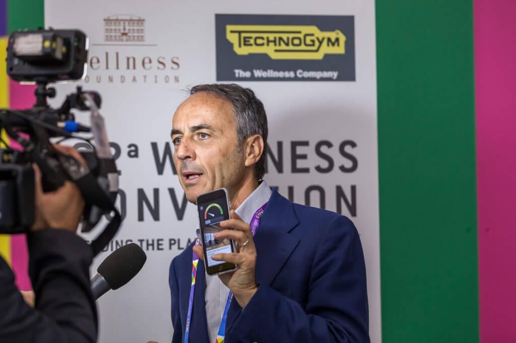 Nerio Alessandri, Presidente Wellness Foundation