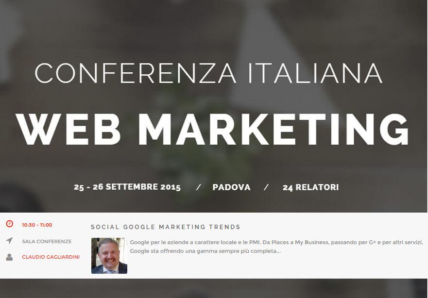 Il 25 e 26 settembre a Padova WM Expo