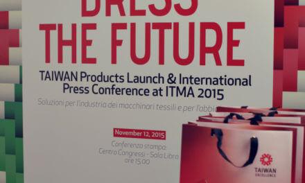 L'industria meccano tessile taiwanese protagonista a ITMA 2015