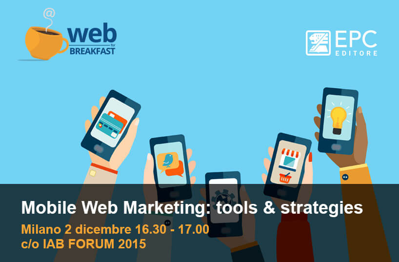 Mobile Web Marketing: tools & strategies
