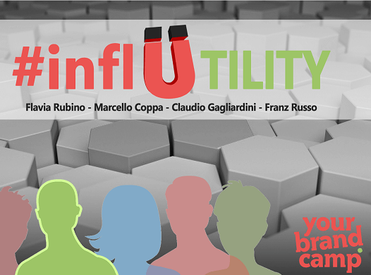 Book #inflUTILITY, oltre l'influencer Marketing