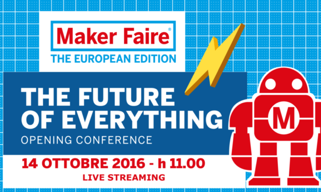 Maker Faire Rome in Live Streaming