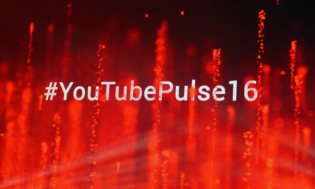 YouTube Pulse 2016, un grande evento di creatività musica e spettacolo