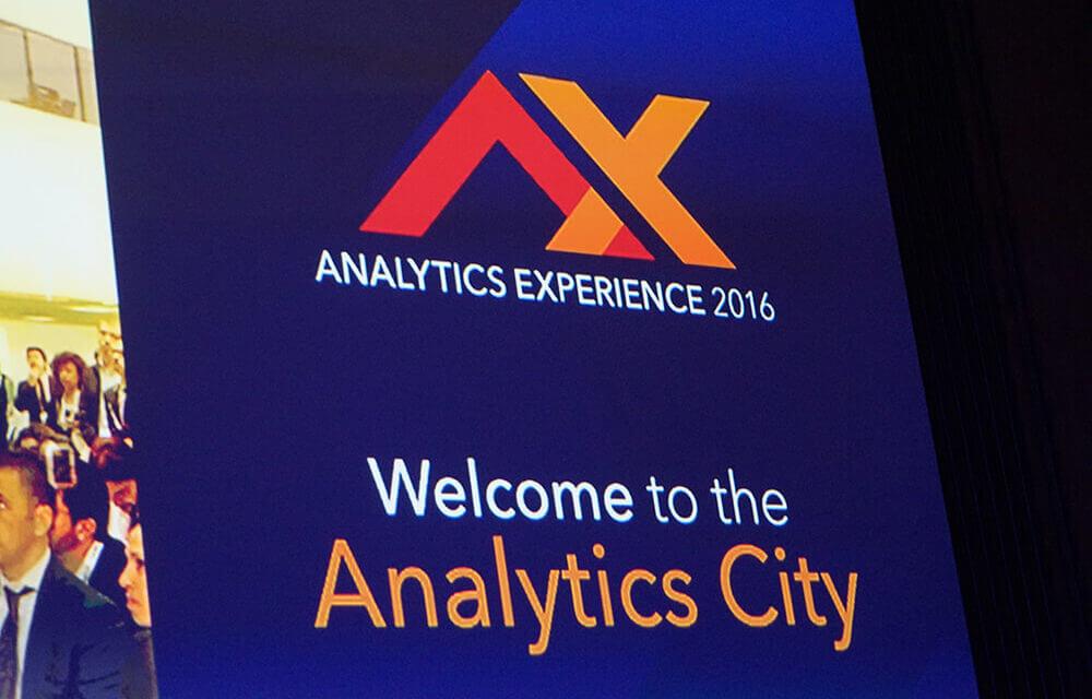 Analytic Experience 2016, un altro grande evento targato SAS