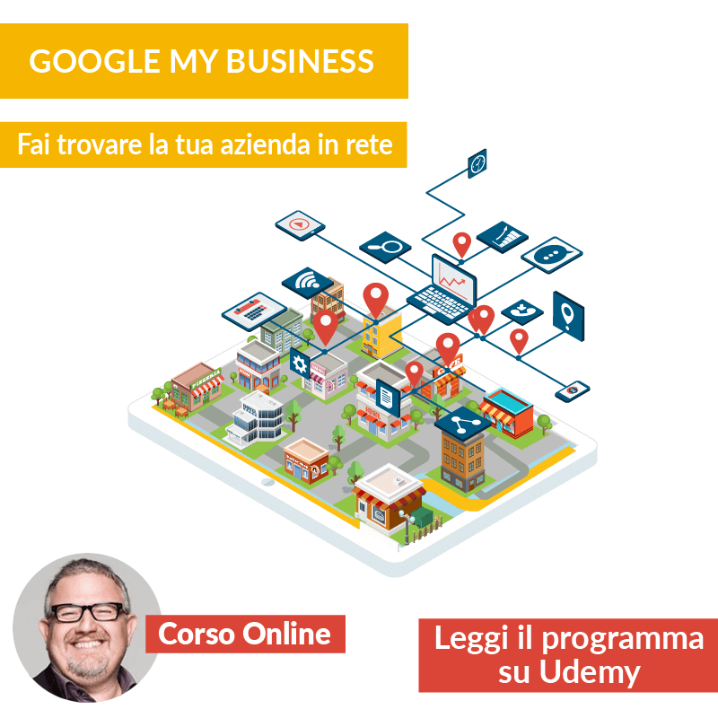 Videocorso Google My Business