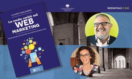 """Live Streaming della presentazione de """"La nuda verità sul web marketing"""" a Cremona"""