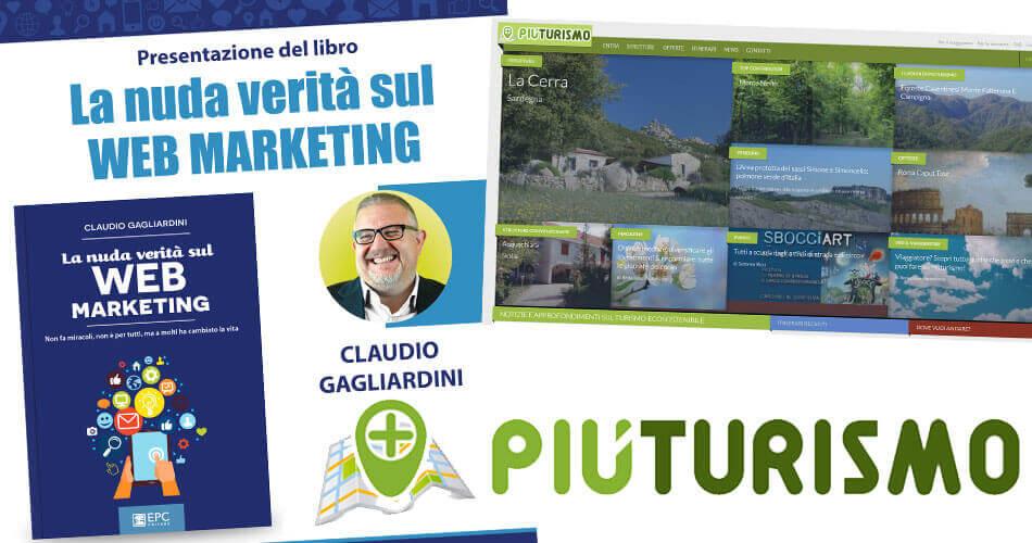 """Presentazione del libro """"La nuda verità sul web marketing"""" a Milano"""