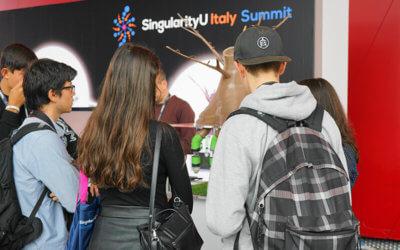 SingularityU Italy Summit: a Milano in scena i temi legati alle tecnologie esponenziali