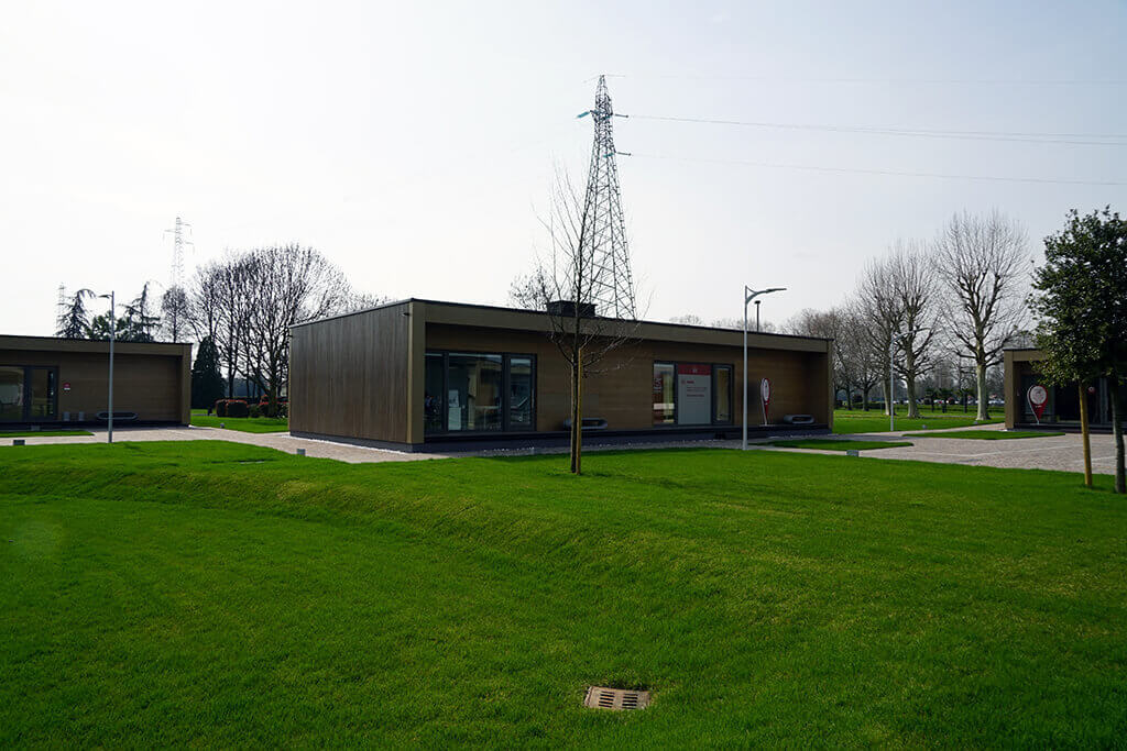 Innovation Park Generali Italia Mogliano Veneto