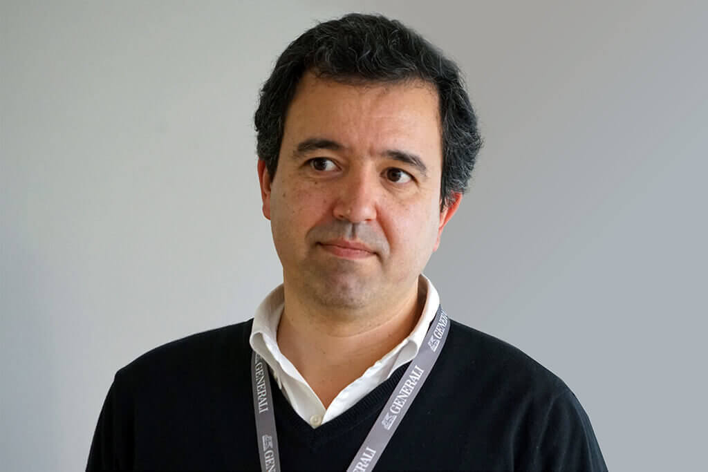 Josè Bastos, CEO di knok healthcare