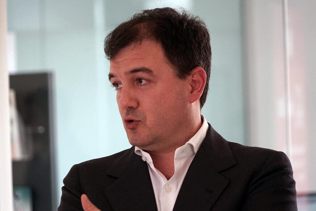 Raffaele Ripamonti, mentor Holey