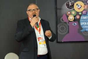 Claudio Gagliardini speaker Smau Milano