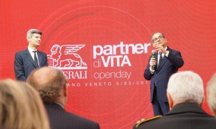 """Generali Italia presenta """"Partner di Vita"""", la nuova strategia di country 2021"""