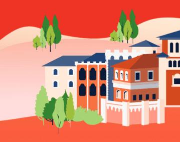 Borghi d'Italia ISTAT