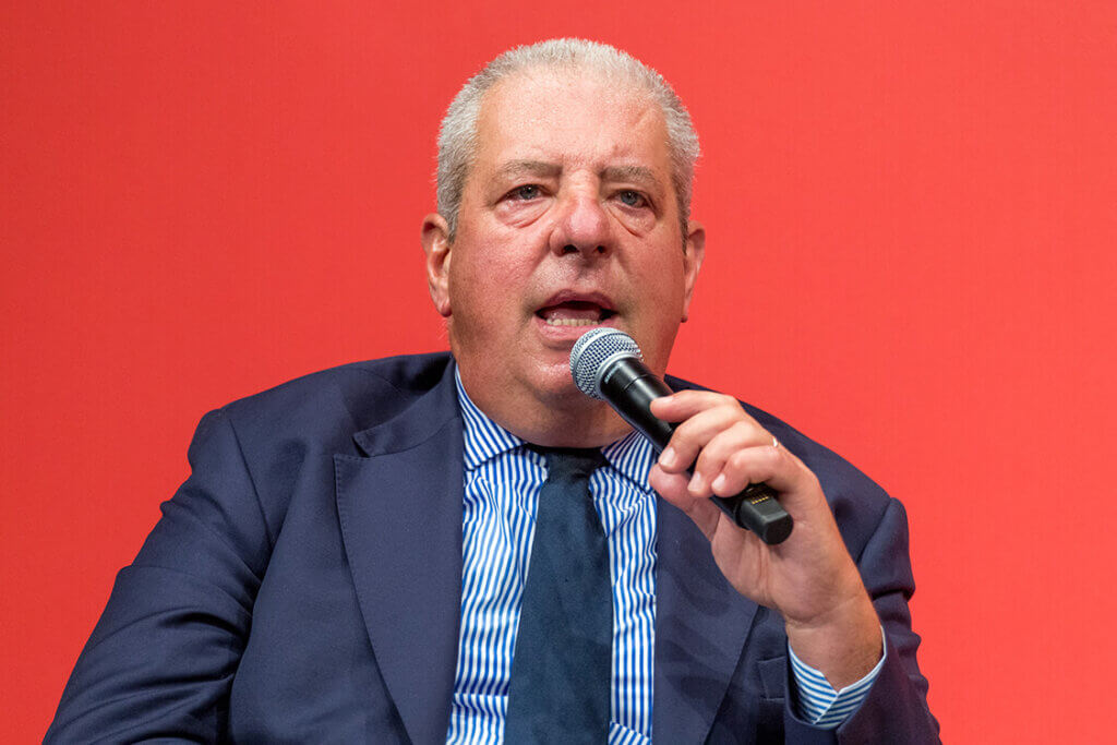 Andrea Mencattini di Generali Italia